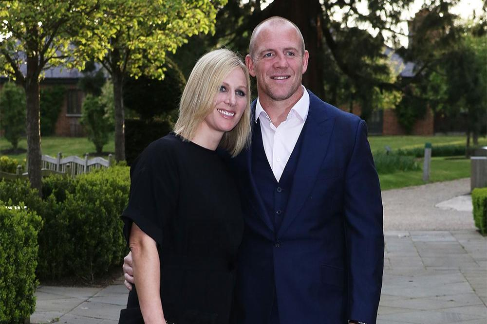 Wedding Wednesday: Zara Phillips and Mike Tinsdale