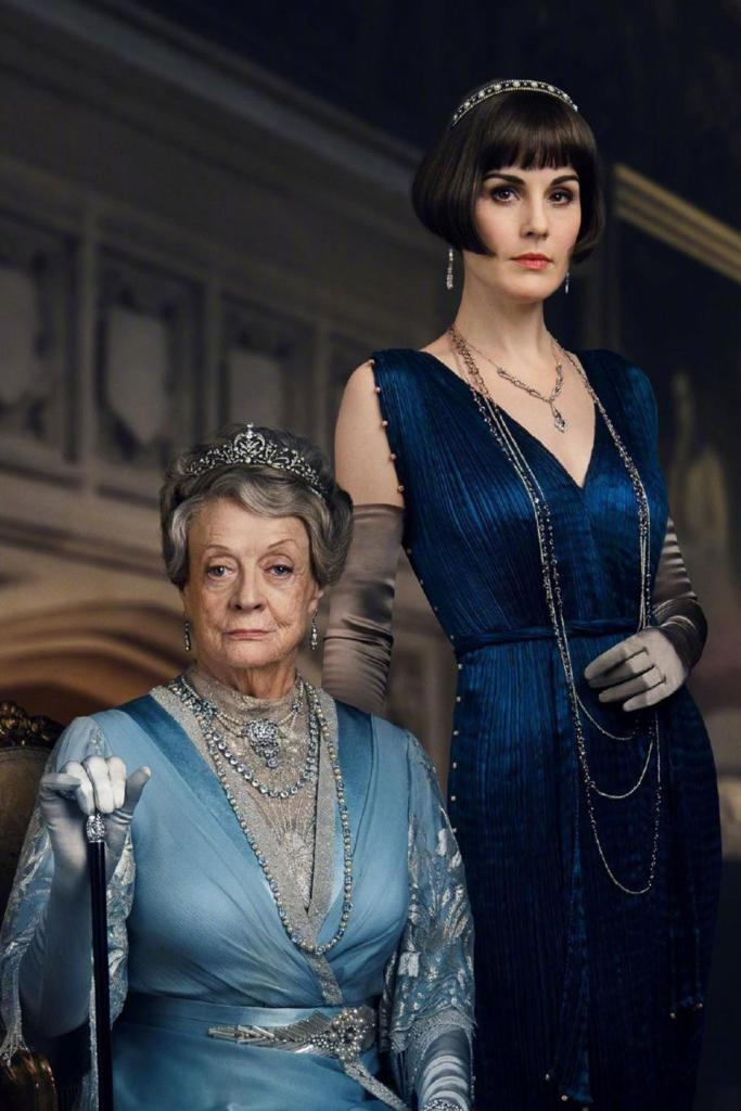 The Tiaras of Downton Abbey