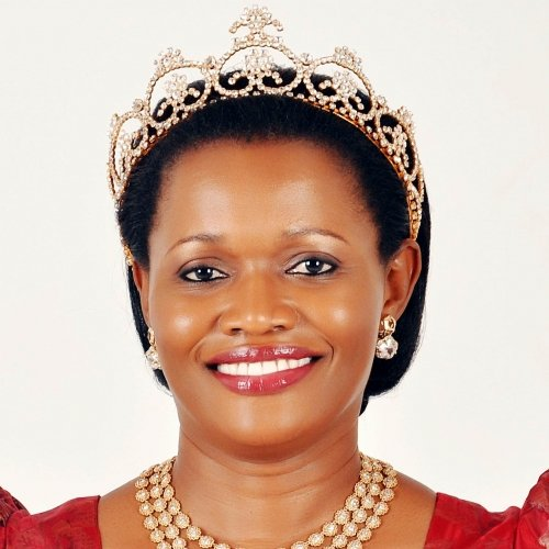 Royal Tiaras: Queen Sylvia Nagginda of Buganda