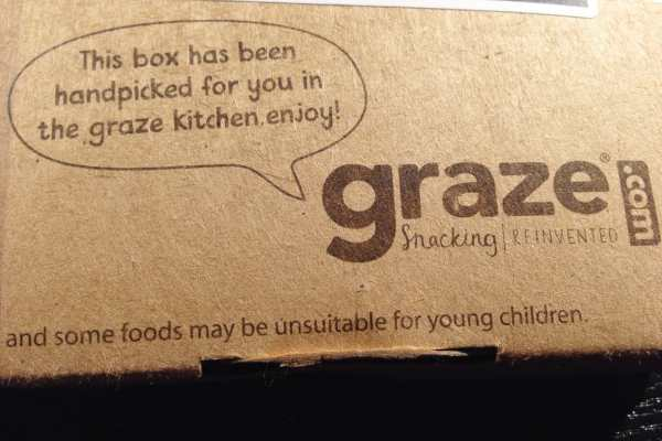 My Graze Box! on Katie Crafts; https://www.katiecrafts.com