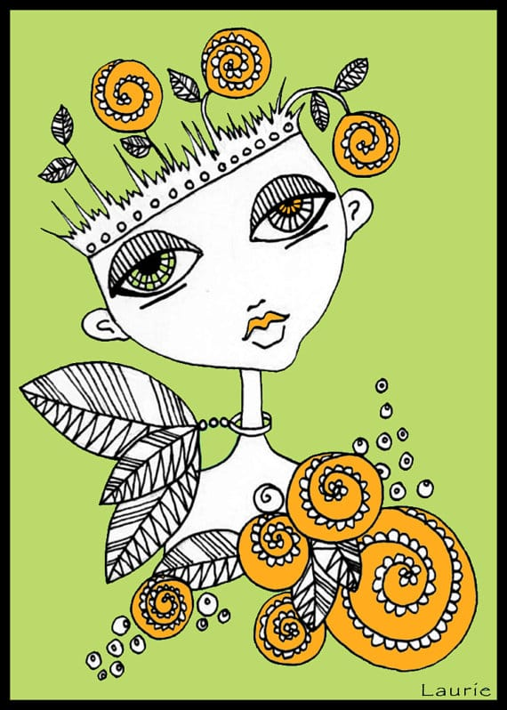 Featured Etsy Shop: Artful Bits and Bytes on Katie Crafts; http://www.katiecrafts.com