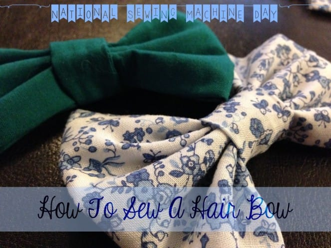 5 Quick Sewing Projects by Katie Crafts; http://www.katiecrafts.com