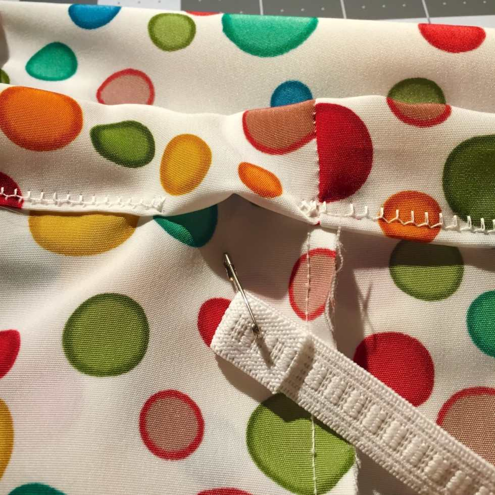 Quick Summer Skirt Tutorial by Katie Crafts; http://www.katiecrafts.com