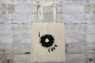 I Donut Care Market Tote Bag