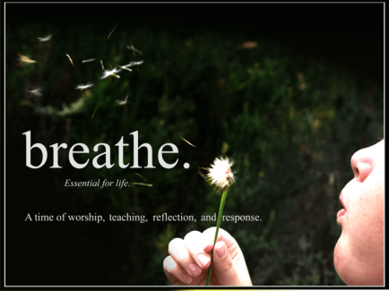 Image of the Breath Workshop at Katie deVeau.com