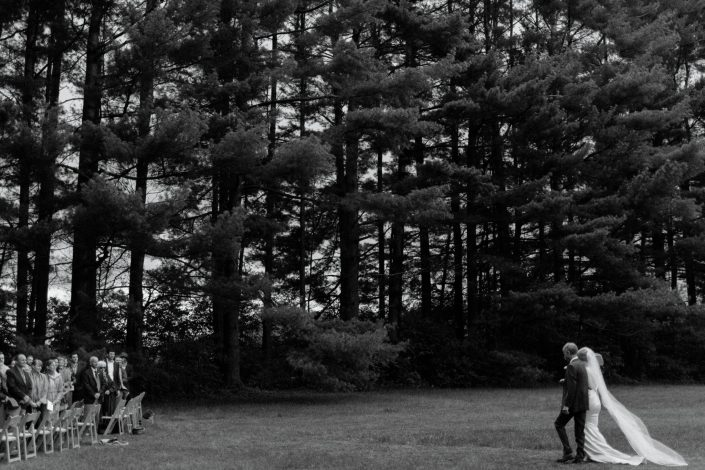 backyard wedding bread and puppet everthine bridal