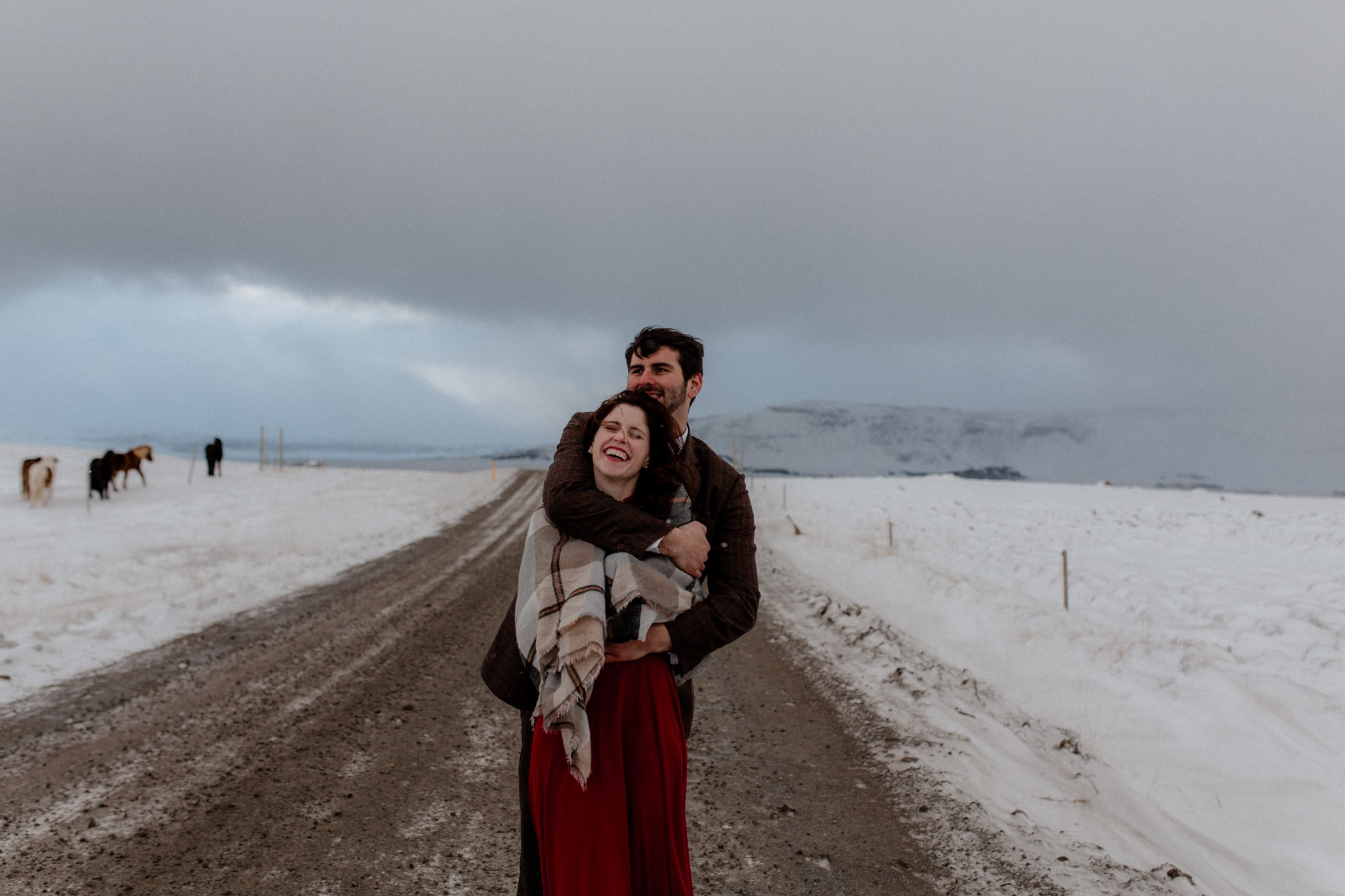 Katie Jean Photography - Iceland Elopement Photographer