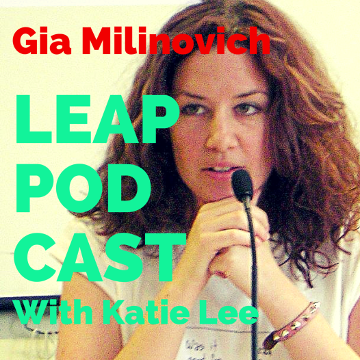 iTunes LEAP Podcast - Gia Milinovich