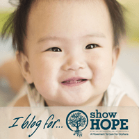 I Blog for Show Hope