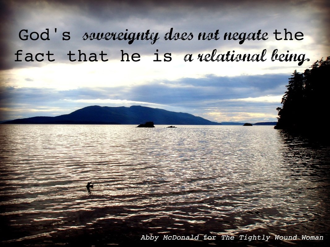 Gods Sovereignty by Abby McDonald for Katie M Reid