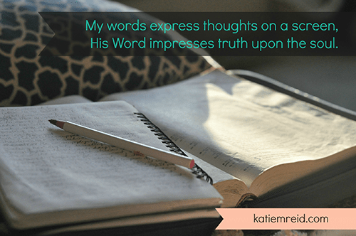 His Word impresses