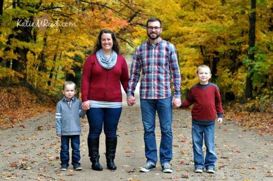 Katie M. Reid - Family