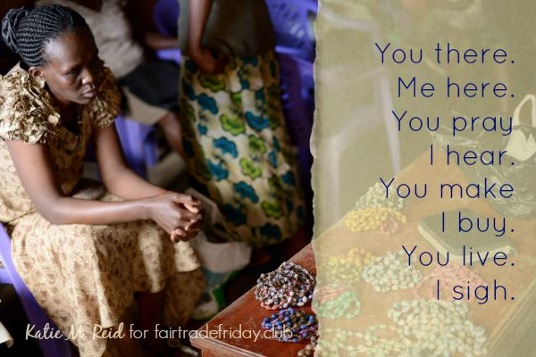 You There Me Here Poem by Katie M Reid