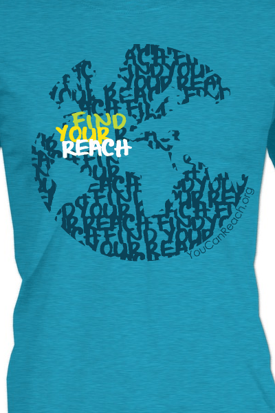 You can reach shirt for REACH
