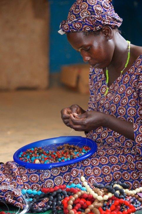 Uganda project via Fashion and Compassion