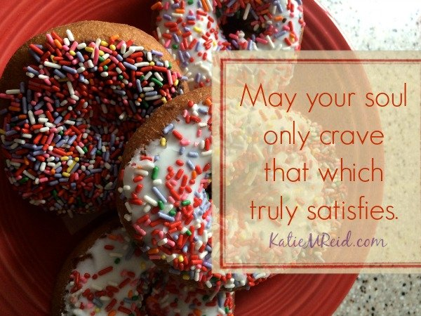 Soul Cravings by Katie M. Reid