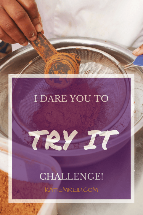 I dare you to try this challenge image from the Grounded Series on katiemreid.com