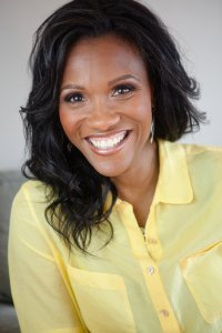 Author and Speaker Wynter Pitts
