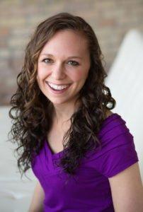 Writer and Speaker Lauren Gaskill