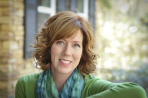 Writer speaker Bible teacher Gretchen Fleming