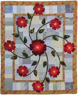 The Rose Quilt Pasquini