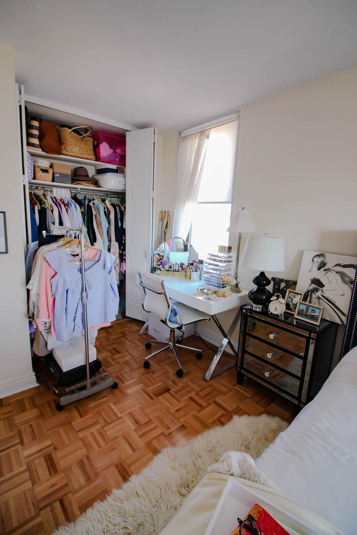New York City Apartment Tour Bedroom Amp Bathroom Katie