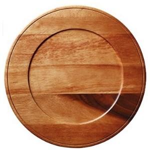 Wood Charger – Acacia