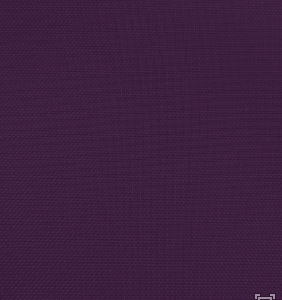 Solid Polyester – Aubergine