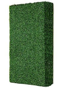 Boxwood Wall Backdrop