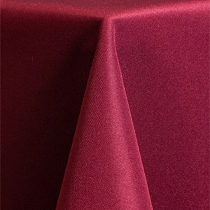 Solid Polyester – Cranberry