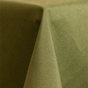 Solid Polyester – Light Olive