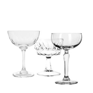 Estate Glassware