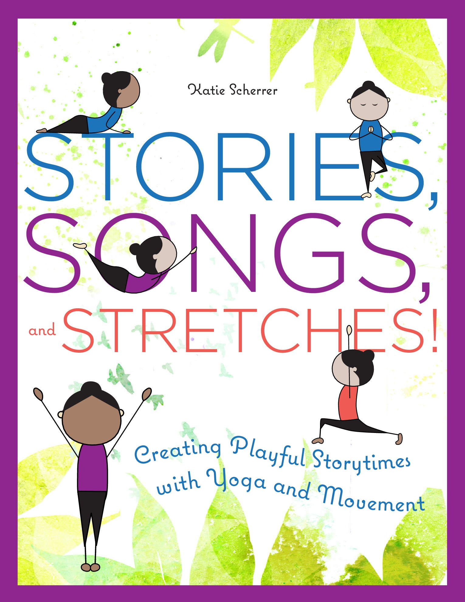 My Yoga Storytime Book is Now Available for Preorder!