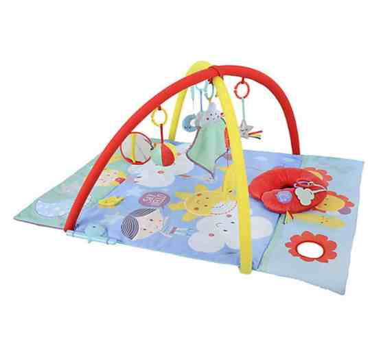 Baby Sensory 4 in 1 Say Hello Discovery Sensory Playmat/Gym