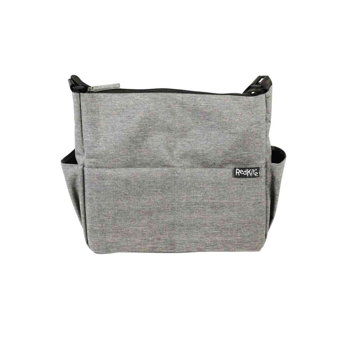 RedKite Change Me Messenger Bag Including Changing Mat – Grey