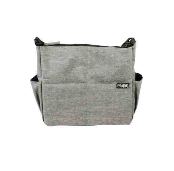 RedKite Change Me Messenger Bag Including Changing Mat – Grey