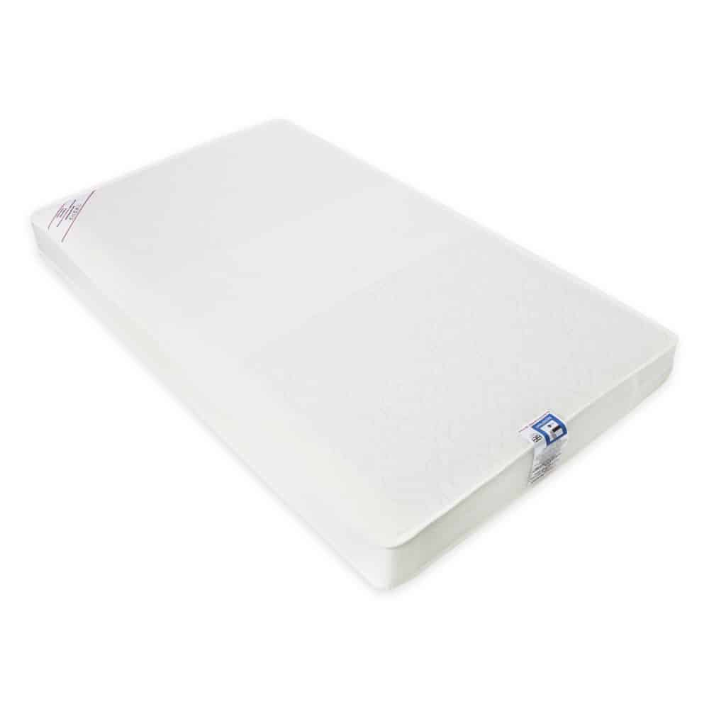 KATY® 131 x 75cm Luxury Sprung FULLY BOUND with Taped Edge Spring Cotbed/Junior Bed Interior Mattress