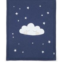 MP Cloud Navy Blanket
