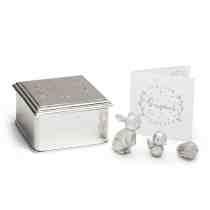 MP Silver Treasured Trinklet Set