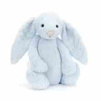 JC Bashful Blue Large Bunny