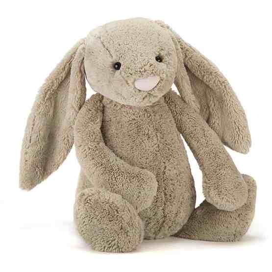 Jellycat Bashful Beige Medium Bunny