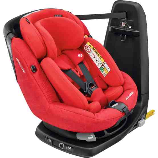 Maxi-Cosi AxissFix Plus i-Size Car Seat – Nomad Red