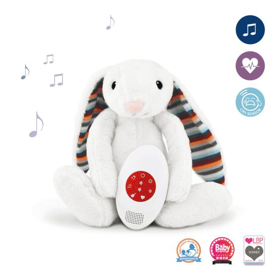 Zazu Bibi Bunny Musical Soft