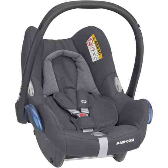 Maxi-Cosi CabrioFix Infant Car Seat – Essential Graphite