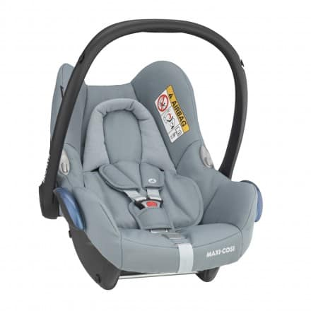 Maxi-Cosi CabrioFix Infant Car Seat – Essential Grey