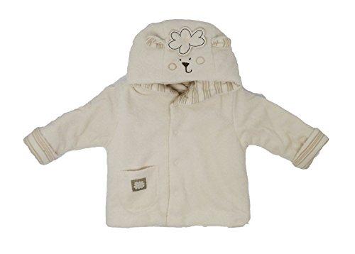 Natures Purest Sleepy Sheepy Padded Fleece Jacket – 3-6 Months
