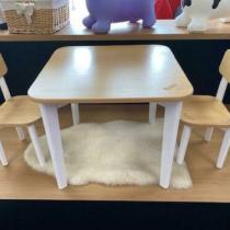 Boori Table & Chairs