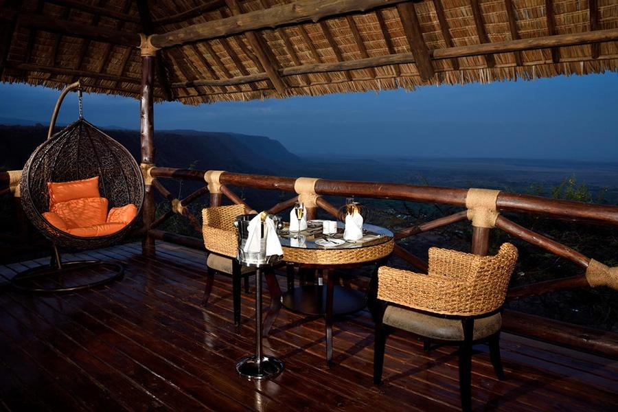 Ngorongoro Oldean Mountain Lodge
