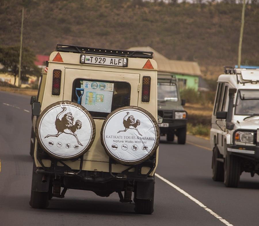 Safari Vehicle - 3