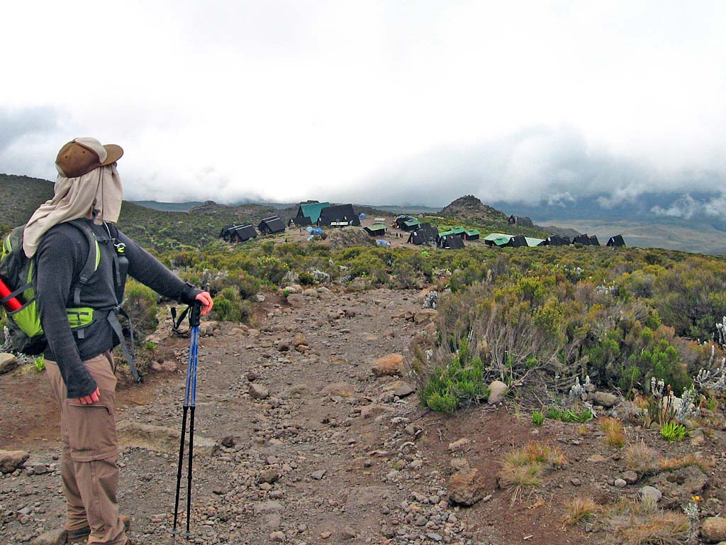 02 Days Kilimanjaro Hike - Horombo hut View